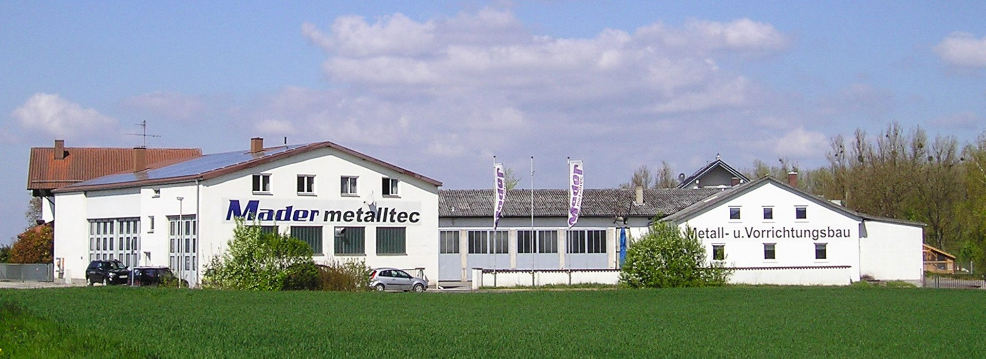 Mader Metalltec in Fischerdorf/Deggendorf