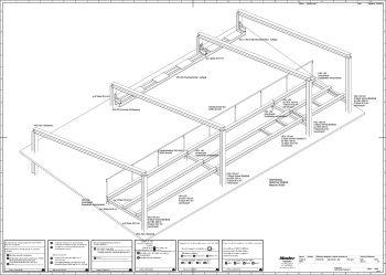 Wir konstruieren Stahlbalkone und Französische Balkone