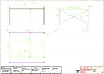 Konstruktions-Plan