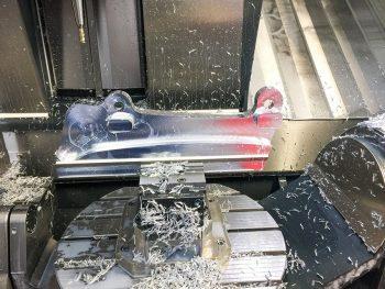 Modernste Technik bei Mader Metalltec